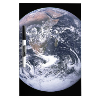 Planet Earth - Our World Dry Erase White Board