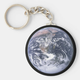 Planet Earth - Our World Keychain