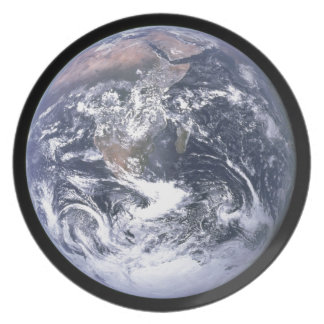 Planet Earth - Our World Plate