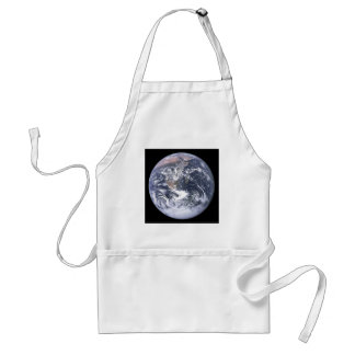 Planet Earth - Our World Standard Apron