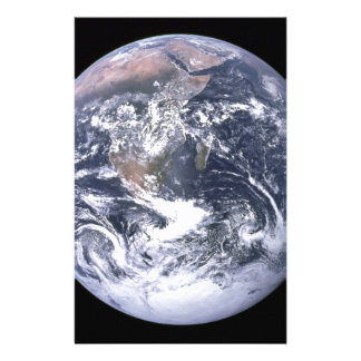 Planet Earth - Our World Stationery
