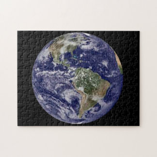 Planet Earth . Puzzle