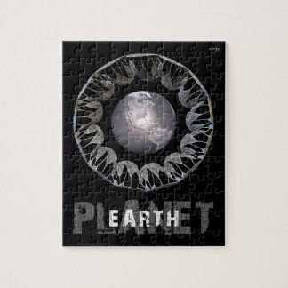 Planet Earth Puzzles