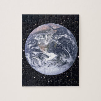 Planet Earth Starry Sky Jigsaw Puzzle