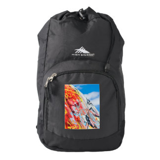 planet graffiti backpack