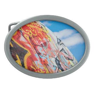 planet graffiti belt buckles