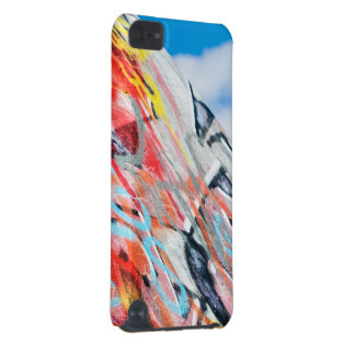 planet graffiti iPod touch 5G case