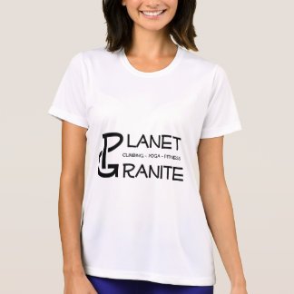 Planet Granite Logo T-Shirt