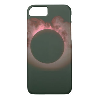Planet in front of Cloud._Space Scenes iPhone 7 Case