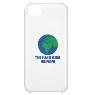 planet iPhone 5C case