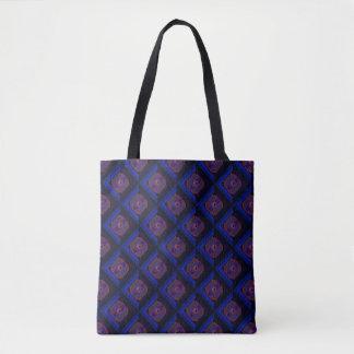 Planet Jewel Customizable All-Over-Print Tote Bag