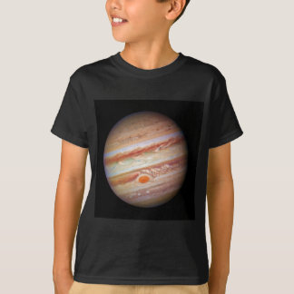 PLANET JUPITER ` red spot head on (solar system) ~ T-Shirt