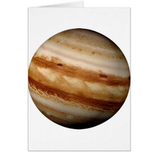 PLANET JUPITER v.4 (solar system) ~ Card