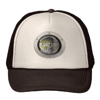 Planet Love Trucker Hat