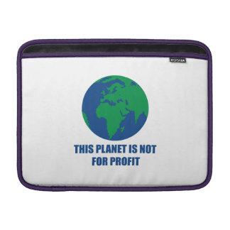 planet MacBook sleeve