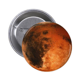 PLANET MARS (solar system) ~ 2 Inch Round Button