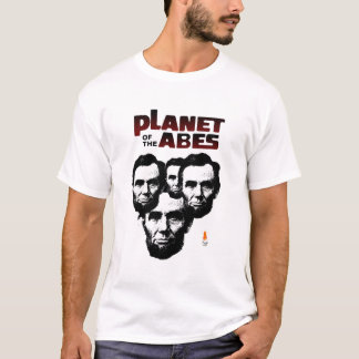 Planet of the Abes T-Shirt