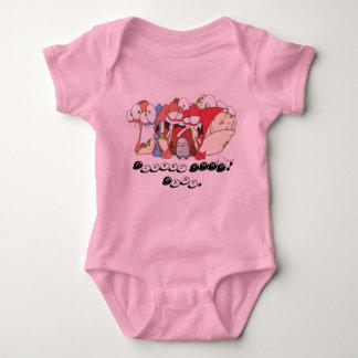 Planet OHNO! Spring Line Baby Bodysuit