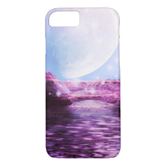 Planet on the sea Iphone 8/7 case