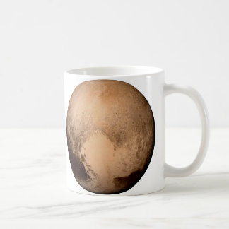 PLANET PLUTO - HAVE A HEART! (solar system) ~ Coffee Mug