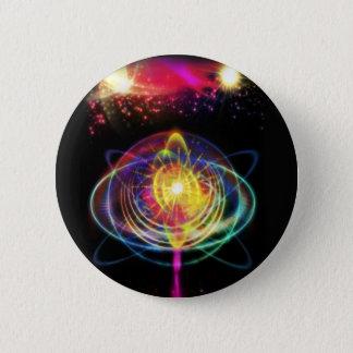 Planet Raybine 2 Inch Round Button