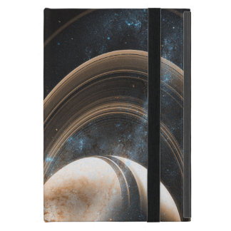 Planet Saturn Cover For iPad Mini