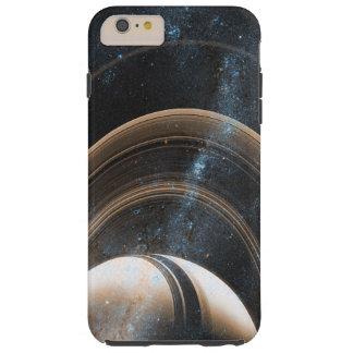 Planet Saturn Tough iPhone 6 Plus Case