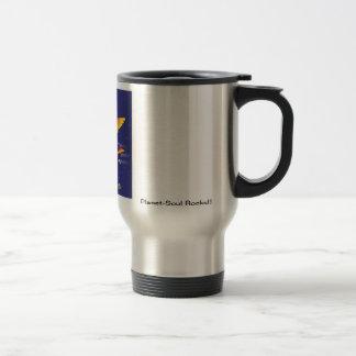 Planet-Soul travel mug