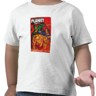 Planet Stories Magazine Cover 7 T-shirt