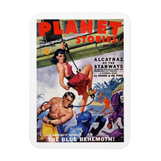 """""""Planet Stories"""" Magnet"""