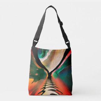 Planet Thanatos 3 Crossbody Bag