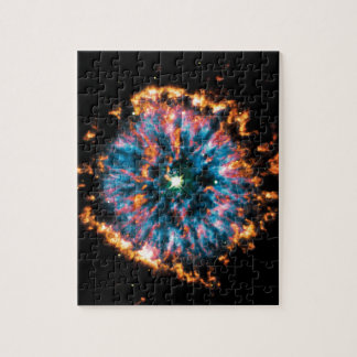 Planetary Nebula NGC 6751 Hubble Space Photo Jigsaw Puzzle