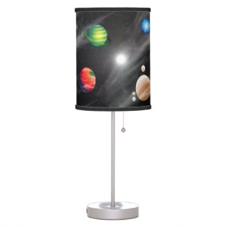 Planetary System Table Lamp