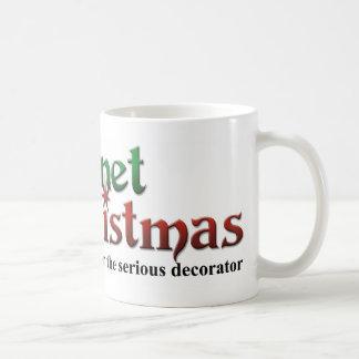 PlanetChristmas Serious Decorator Coffee Mug