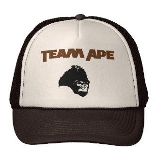 Planète de singe d'équipe du casquette de baseball