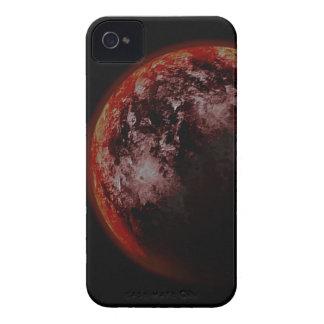 Planète rouge coques Case-Mate iPhone 4