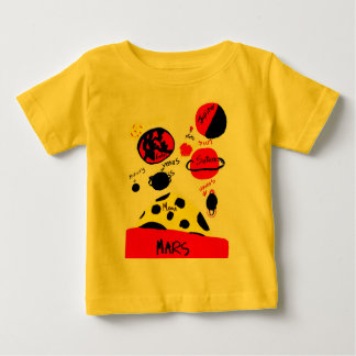 planets 01 baby T-Shirt