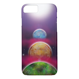 Planets Align iPhone 7 Case