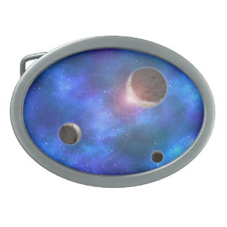 Planets and Nebulae Belt Buckles