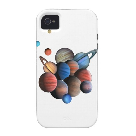 Planets Case-Mate iPhone 4 Covers