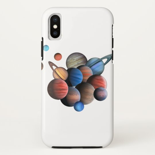 Planets HTC Vivid Cover