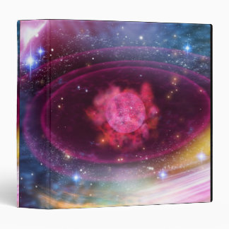 Planets in Formation Vinyl Binder