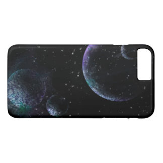 Planets in Universe iPhone 8 Plus/7 Plus Case