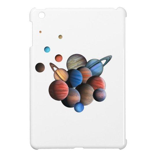 Planets iPad Mini Cases