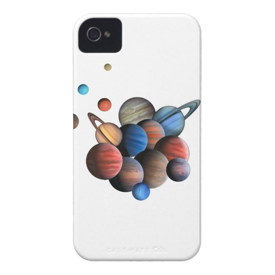 Planets iPhone 4 Cover