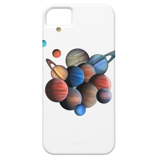 Planets iPhone 5 Covers