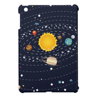 Planets of Solar System 2 iPad Mini Covers
