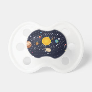 Planets of Solar System 2 Pacifier