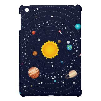 Planets of Solar System iPad Mini Case