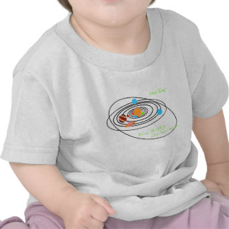 Planets poor pluto t-shirts